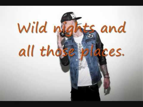 Half Naked and Almost Famous - MGK Lyrics