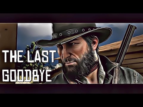 John Says Last Goodbye To Arthur Morgan (EMOTIONAL) - Red Dead Redemption 2 TRIBUTE, Spoilers