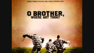 O Brother, Where Art Thou (2000) Soundtrack -  I am a Man of Constant Sorrow (with band)