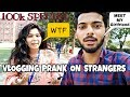 Awkward Vlogging Prank on Strangers - 100k Special - FCC | Prank In Pakistan