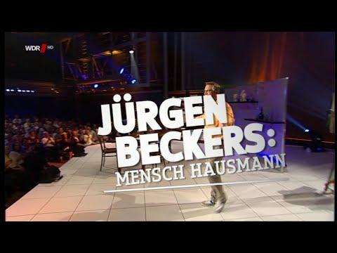 Jürgen Beckers: Mensch, Hausmann ... wie das Leben so spielt