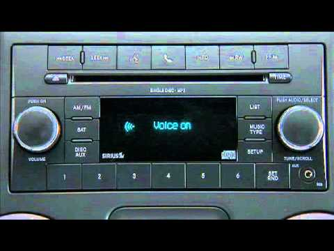 2012 Jeep Grand Cherokee Uconnect Phone Non
