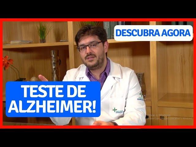 Alzheimer - Como Saber se Eu Tenho Alzheimer
