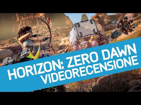 Horizon Zero Dawn per PS4: Recensione del nuovo Action RPG di Guerrilla Games