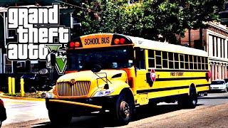 Video GTA 5: Mod School Bus - buscando alunos download MP3, 3GP, MP4, WEBM, AVI, FLV Oktober 2018
