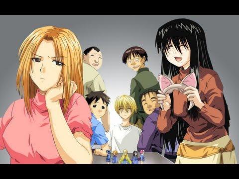 GR Anime Review: Genshiken