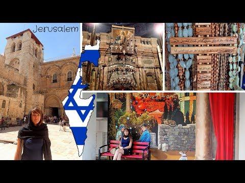 Jerusalem, traveling all around the world...