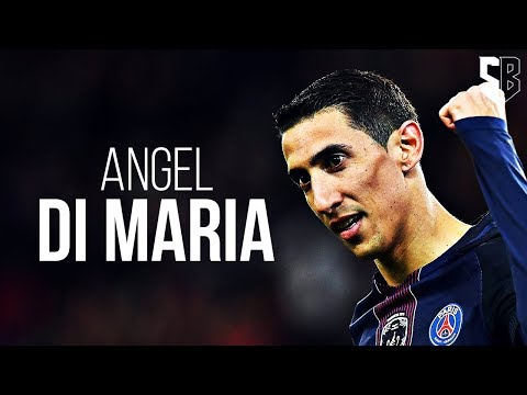 Angel di Maria 2017 - Skills and Goals