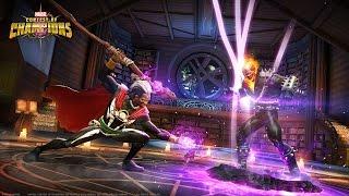 Marvel Contest of Champions Dr. Voodoo Spotlight