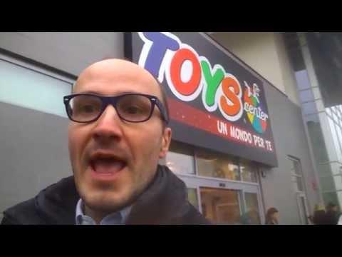 Toys Center Italia - I nostri clienti: Giancarlo e i regali di Natale!