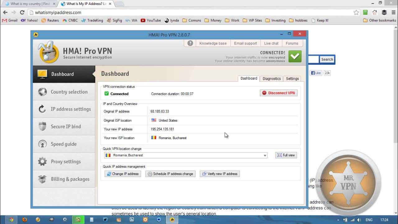 How to Get a Romanian IP Address From Anywhere in 2019