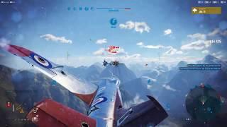 [NA_200331] World of Warplanes Supermarine Swift Gameplay