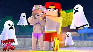 LOVE ISLAND TURNS TO HORROR ISLAND! | Minecraft Little Kelly