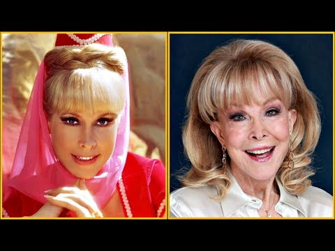 I Dream of Jeannie (1965 - 1970) Then and Now 2019