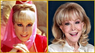 I Dream of Jeannie (1965 - 1970) 🌎 Then and Now 2019