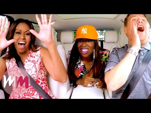Thumbnail: Top 10 Best James Corden Carpool Karaoke Performances