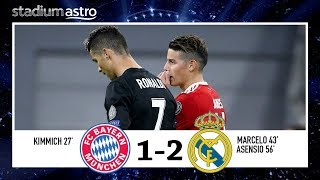Bayern Munich 1-2 Real Madrid   UCL SF 1st leg Highlights   Astro SuperSport