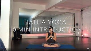 10 Min Yoga Intro