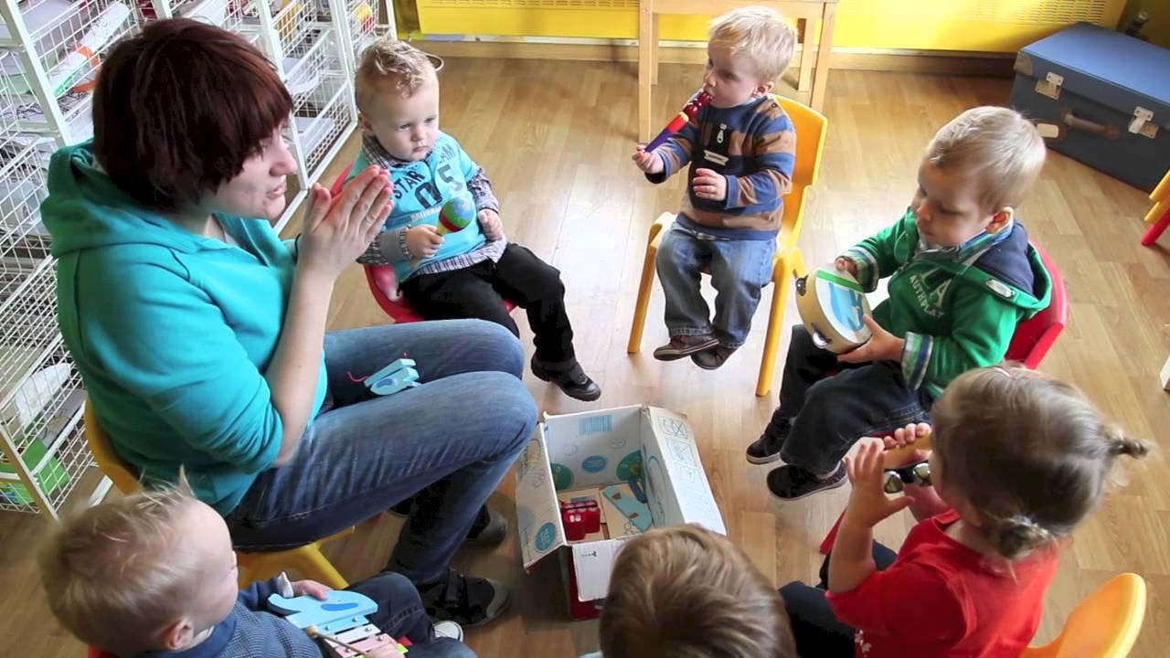 Kinderopvang Pimpeloentje Hamme - YouTube