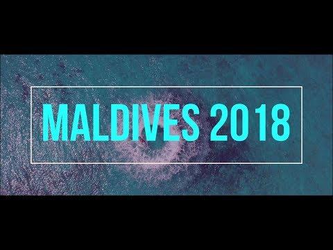 Maldives 2018 - A perfect day in paradise (Palm Beach Island Resort Malediven) 💦🐠🐬🦀❤️  4K