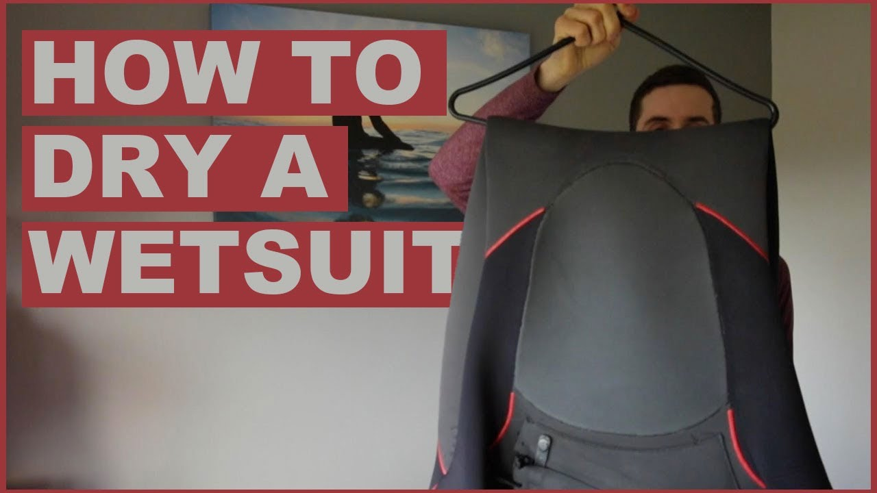 6008c570c0d How to Dry a Wetsuit FAST   PROPERLY! - YouTube