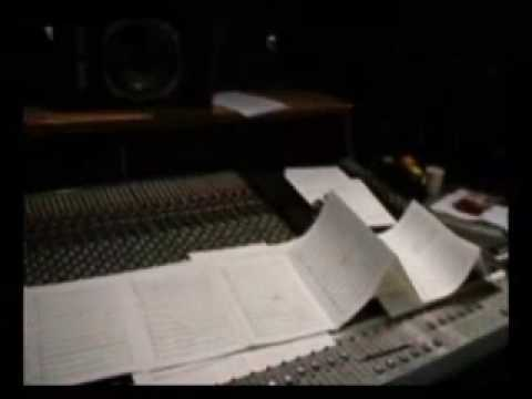 """Live Scoring Session At Capitol Records Studio """"A"""""""