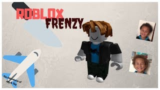 ROBLOX FRENZY WITH JAY