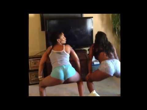 (18+) Me and my Cousin Twerking #TeamBugsy - @DATSdatLADIEtho [@BugsyOnThaBeat]