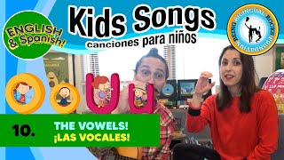 Bilingual Songs Music Class For Kids with Alina Celeste and Mi Amigo Hamlet - Spanish and English