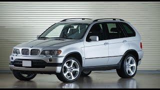 сколько стоит владеть BMW X5 E53