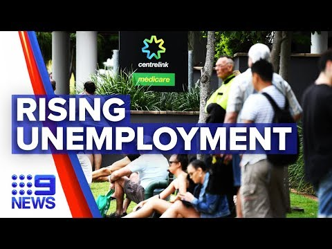 Victorian Unemployment Rates Likely To Continue | Nine News Australia