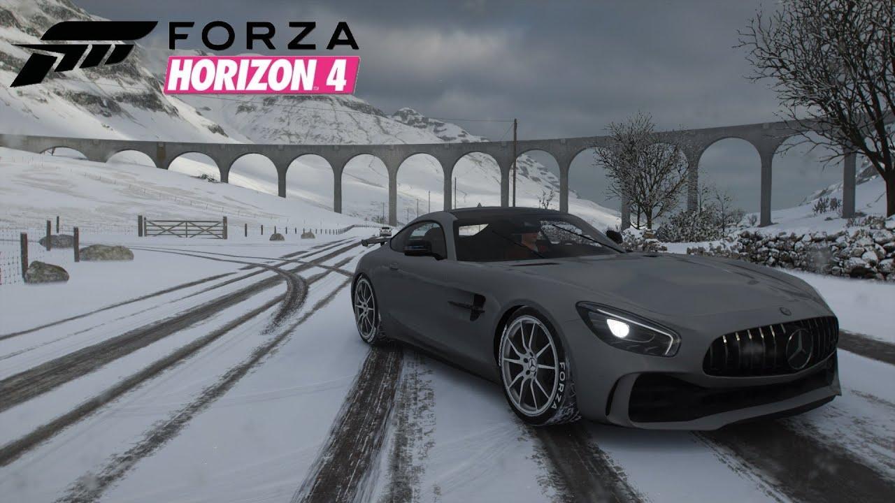 Mercedes AMG GT R 900HP | Forza Horizon 4 gameplay - YouTube
