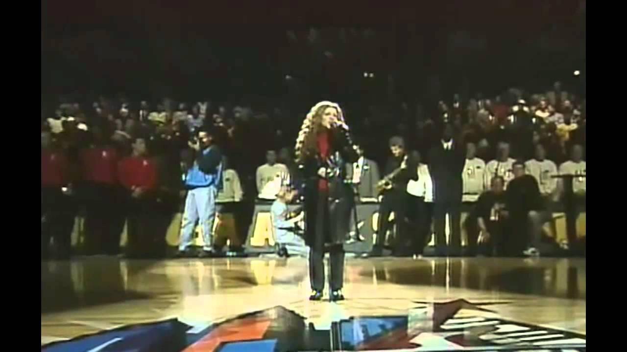 c4172a73d9b 1997 NBA All Star Game {1} - YouTube