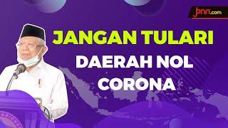 Ma'ruf Amin Minta Tokoh Agama Taat Aturan Untuk Tangani Corona - JPNN.com