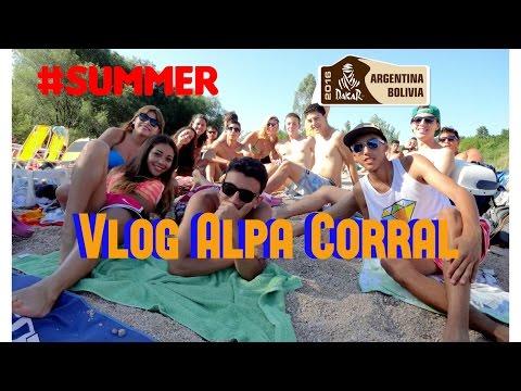 Vlog Alpa Corral y Dakar 2016 / JV and Friends (Parte 2)