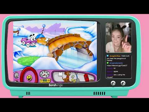 WORST GAMING FAIL! At Putt-Putt Saves the Zoo?  