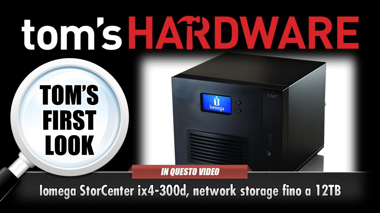 iomega storcenter ix4 300d network storage fino a 12tb youtube rh youtube com lenovo ix4-300d user guide lenovo nas ix4-300d manual