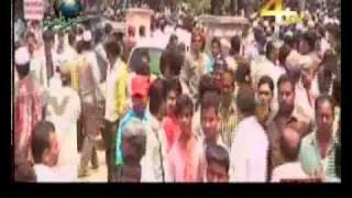 Attack On Akberuddin Owaisi (4tv Breaking News)