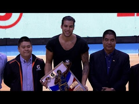 Best Player Of The Conference: Christian Standhardinger   PBA Governors' Cup 2019