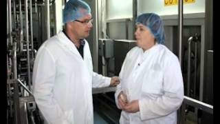 Сделано на Кубани Краснодарский молочный завод