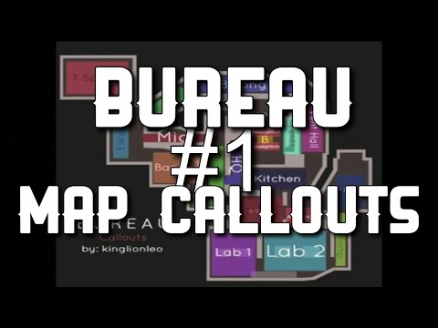 Map Callout Series