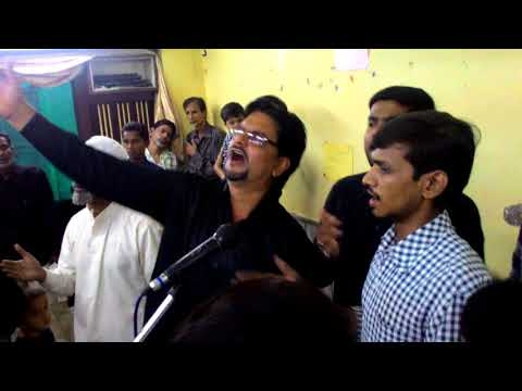 Qayam rahe yeh matam (Nagpur Azadari 21 Moharram) khurshid Ali Monis
