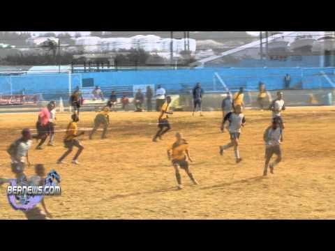 St. George's Colts vs St David's Warriors Bermuda Football Dec 27 10
