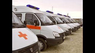 Обзор доработки Автомобили на службе № 11 ГАЗ 32214 Газель Скорая медицинская помощь / Видео