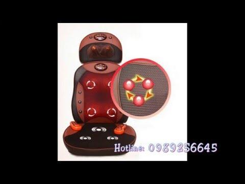 Đệm massage toàn thân 3d giá rẻ / Gía đệm matxa toàn thân 4d siêu thị