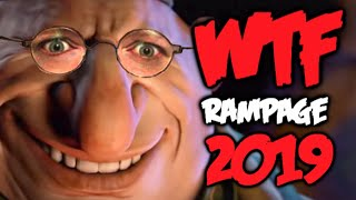 Dota 2 WTF Best Rampages 2019