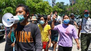Junge Aktivisten kämpfen gegen Zensur in Myanmar