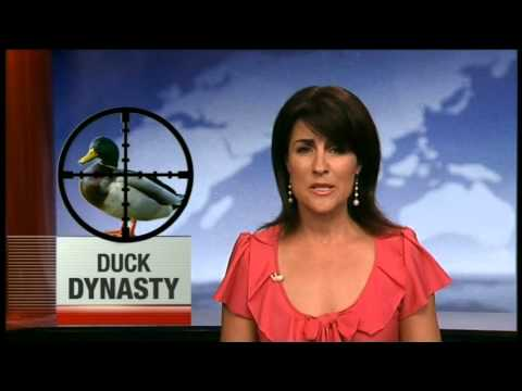 2016 Tasmanian duck season opening 'Duck Lake' (Southern Cross TV News)