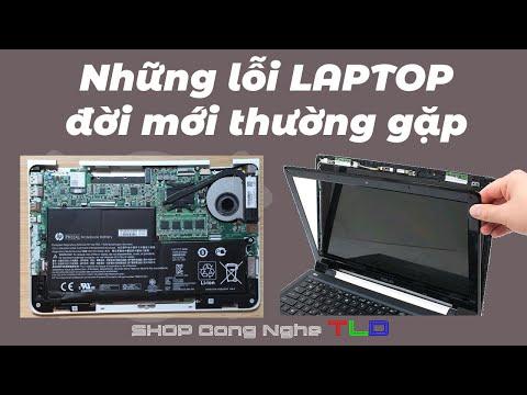 Những Bệnh Thường Gặp Trên Laptop Đời Mới Cách Khắc Phục