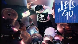 Planetshakers - Born To Praise (Drum Cover) (HD)